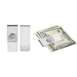 Mayo College Jewellery by KHWAISH – Mayo Money Clip Silver Polish All View