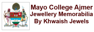 Mayo College Jewellery Memorabilia by KHWAISH logo 3